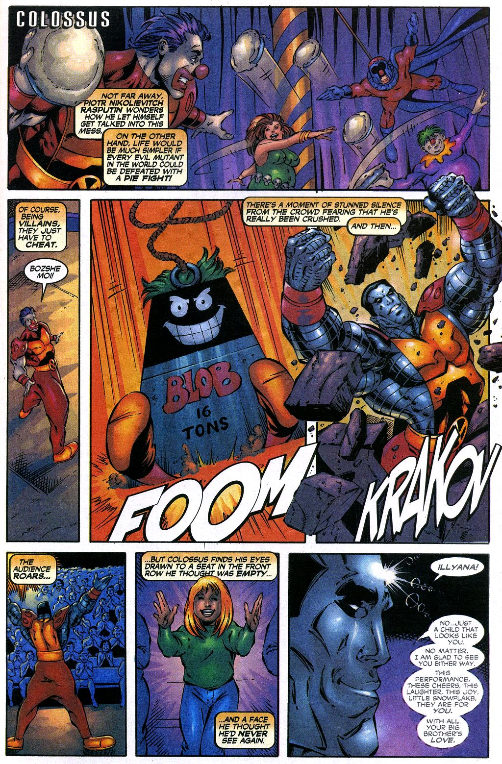 X-Men (1991) 109 Page 11