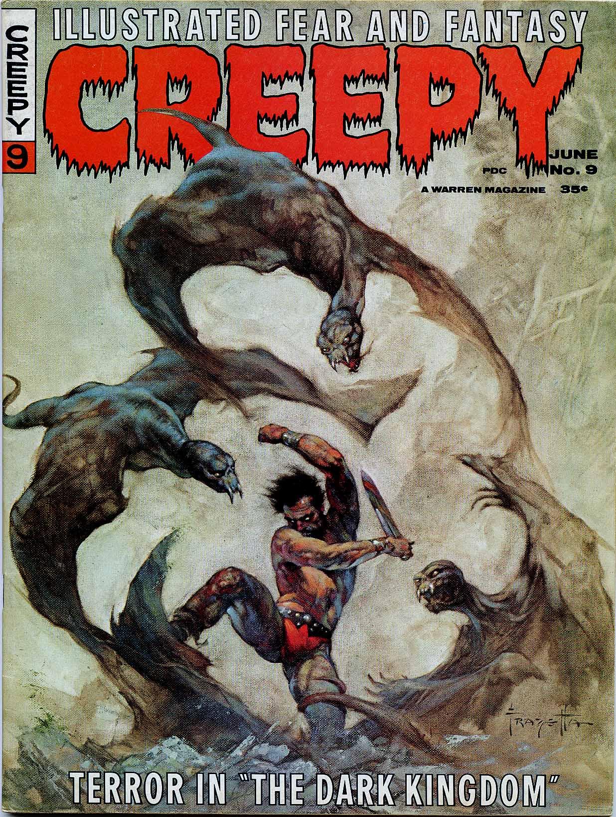 Creepy (1964) 9 Page 1
