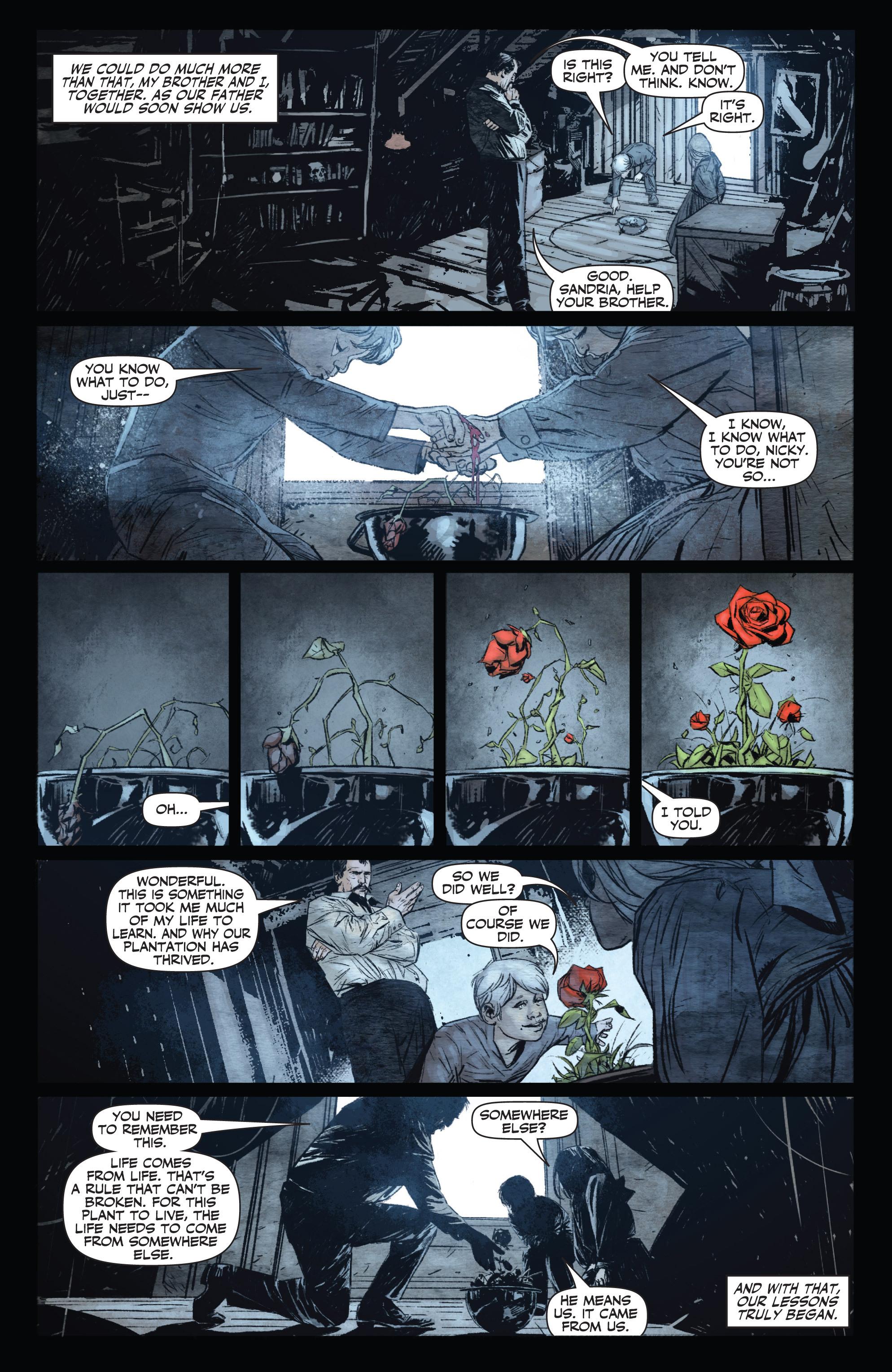 Read online Shadowman (2012) comic -  Issue #0 - 8