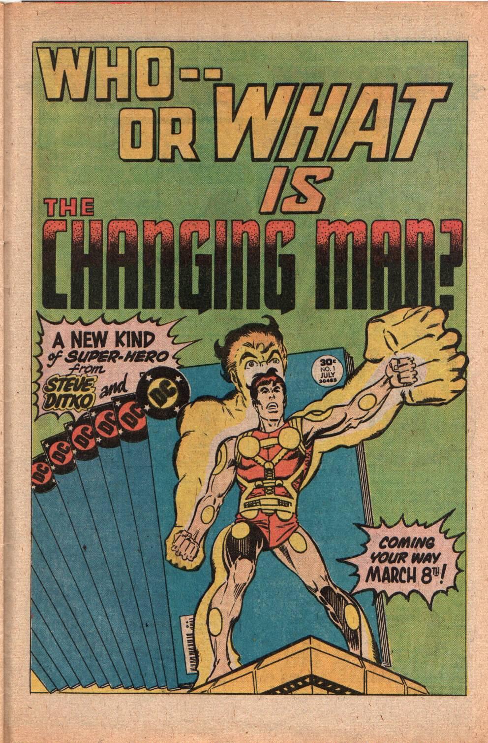 Read online Shazam! (1973) comic -  Issue #29 - 29