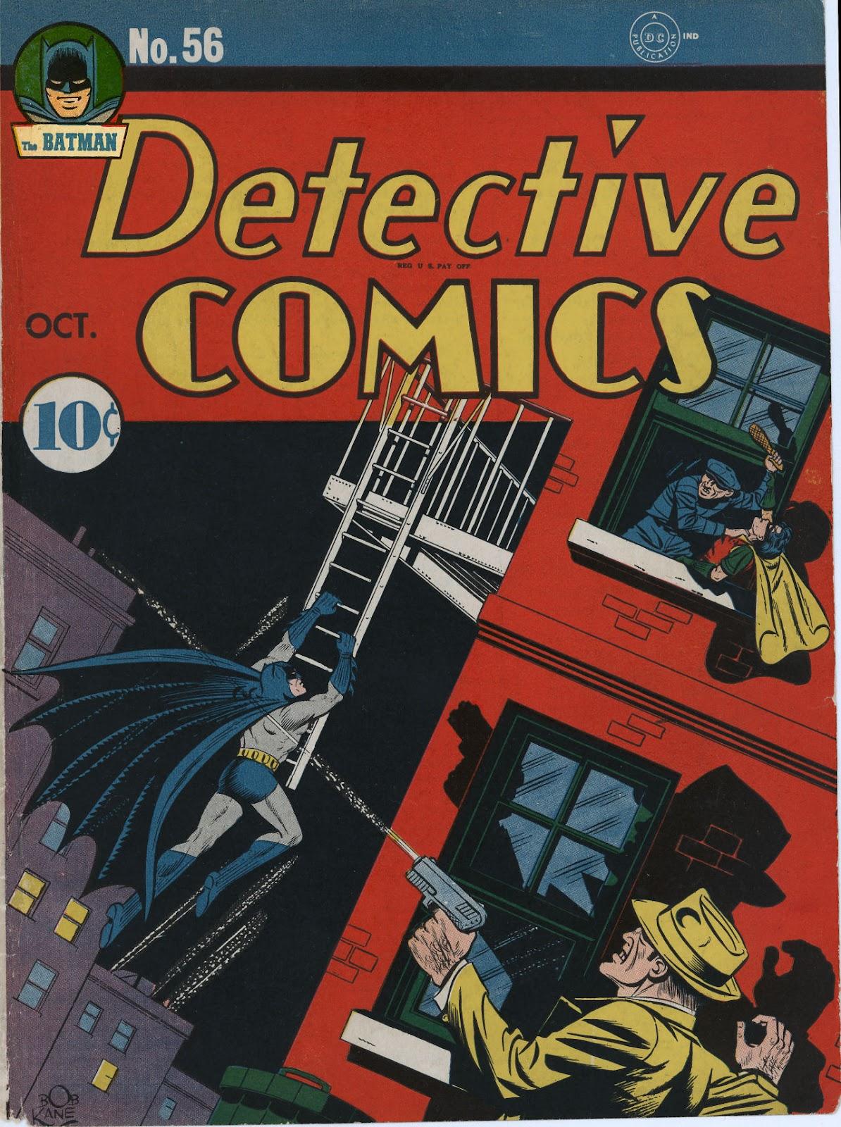 Detective Comics (1937) 56 Page 1
