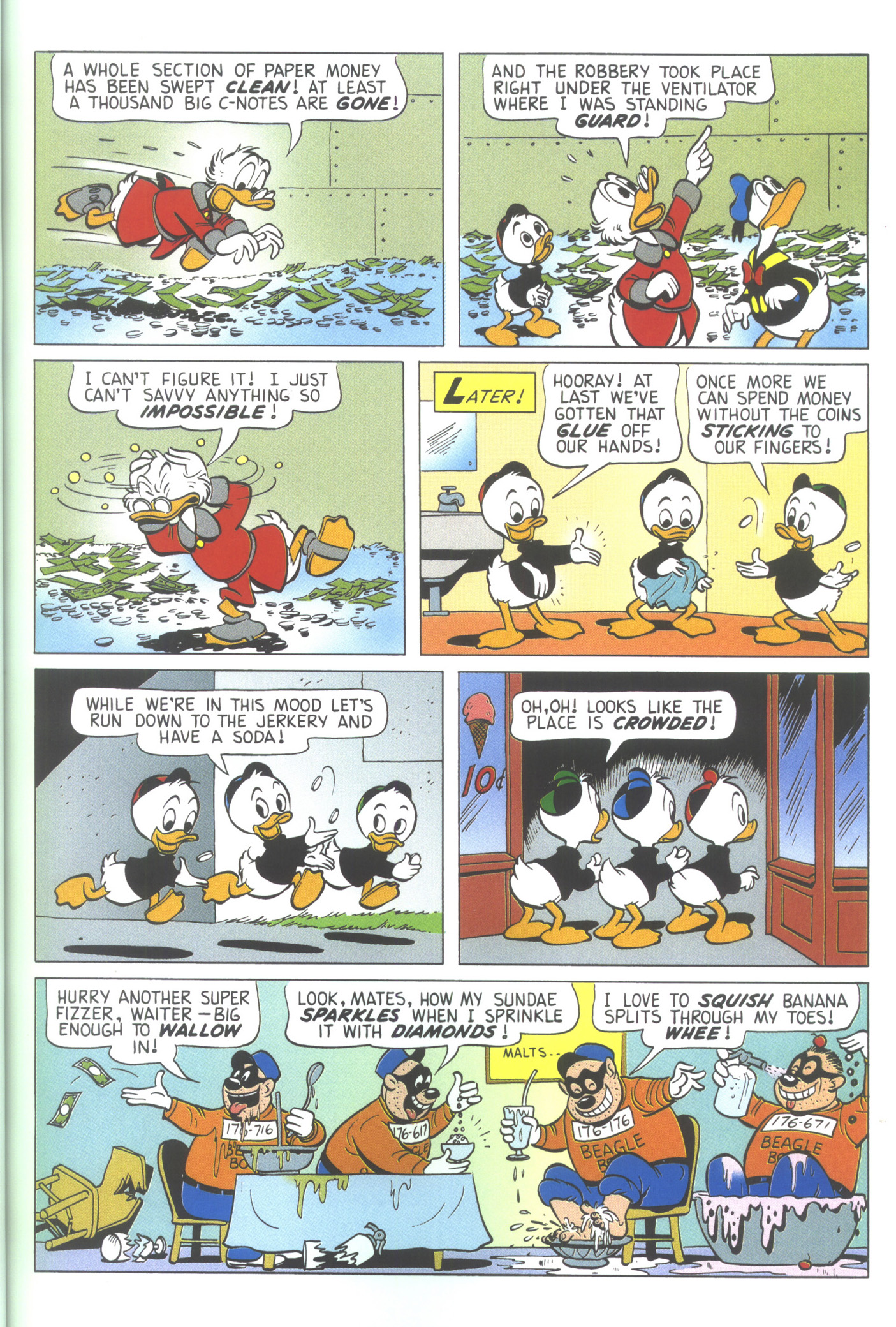 Read online Uncle Scrooge (1953) comic -  Issue #364 - 17