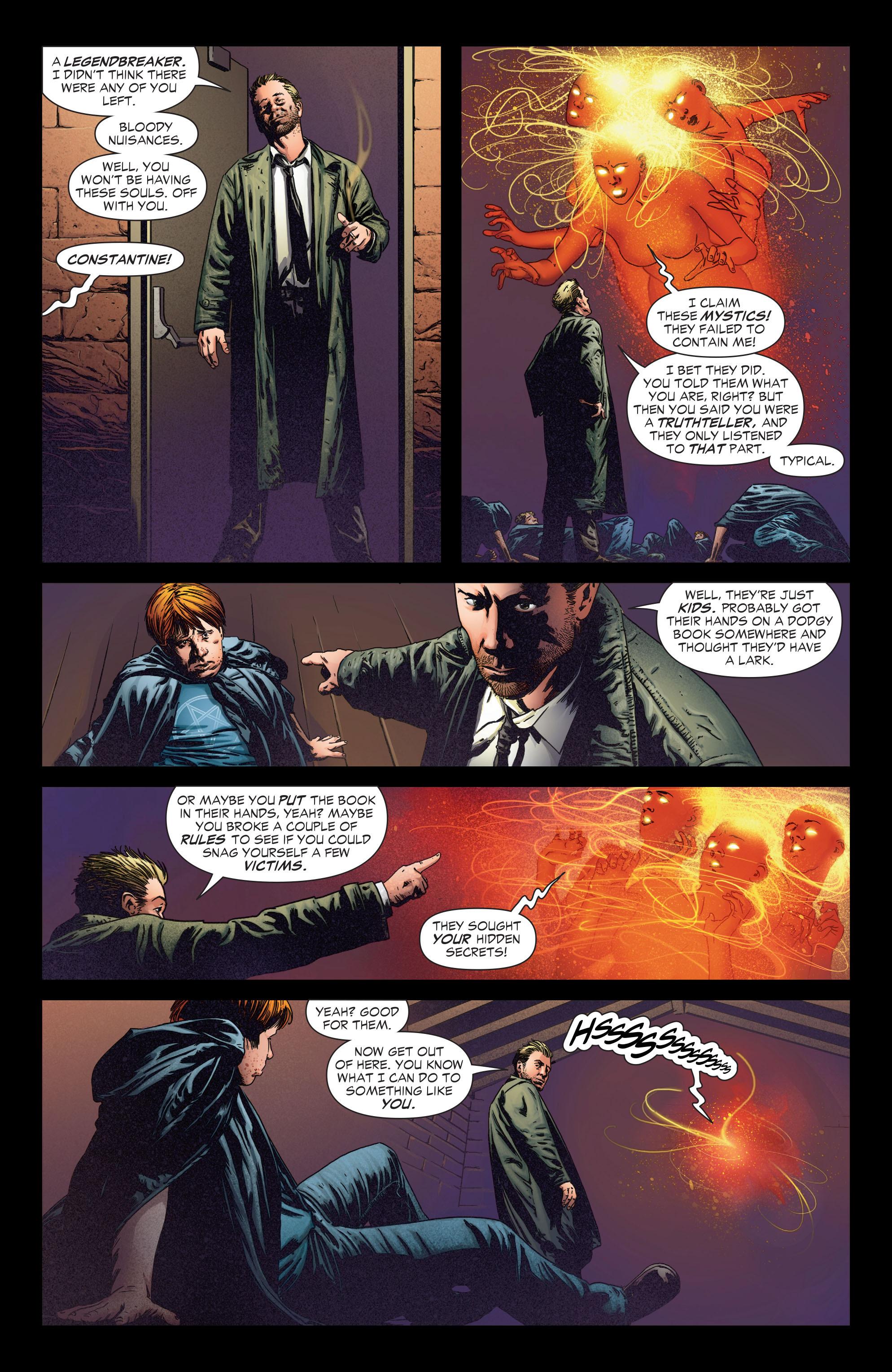 Read online Secret Origins (2014) comic -  Issue #11 - 24