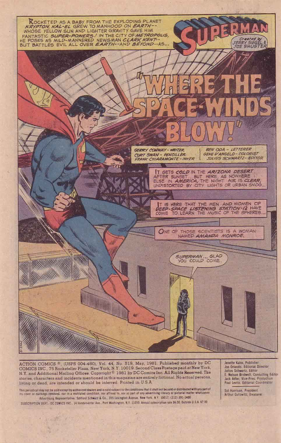 Read online Action Comics (1938) comic -  Issue #519 - 2