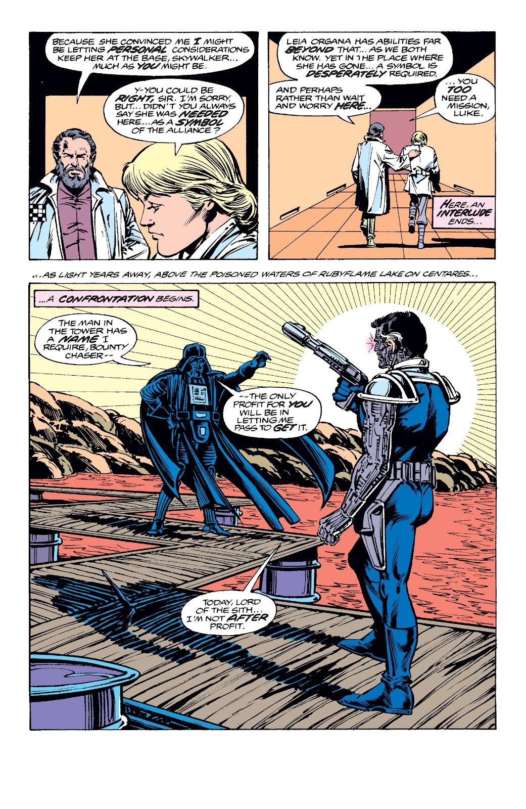Read online Star Wars Legends: The Original Marvel Years - Epic Collection comic -  Issue # TPB 2 (Part 2) - 7