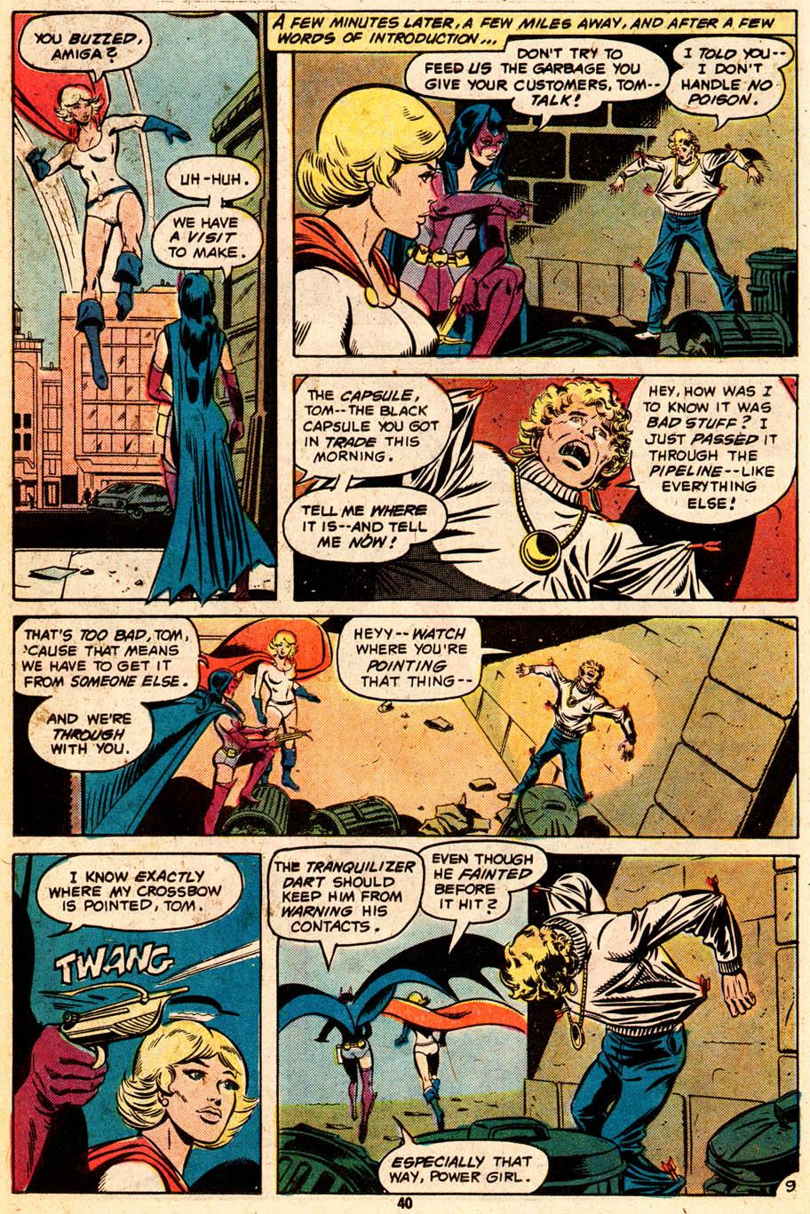 Read online Adventure Comics (1938) comic -  Issue #465 - 41