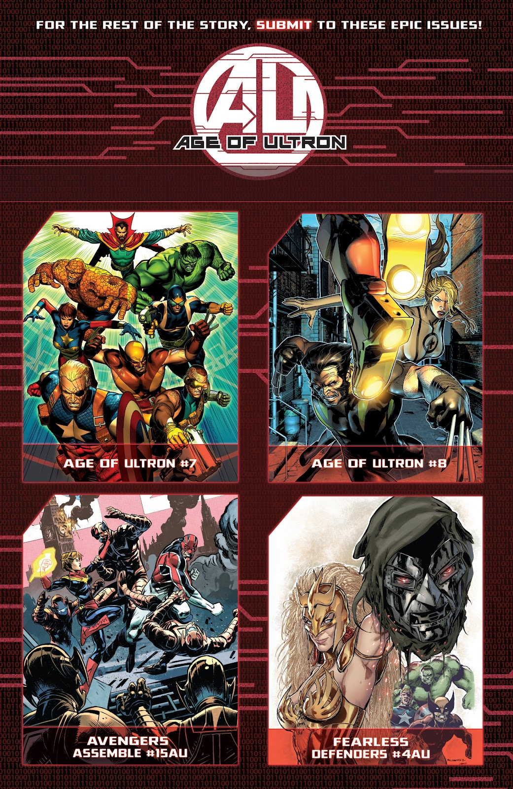 Read online Age of Ultron Companion comic -  Issue # TPB (Part 2) - 58