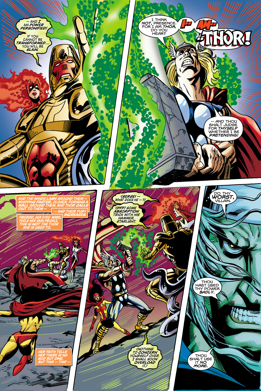 Read online Avengers (1998) comic -  Issue #44 - 15
