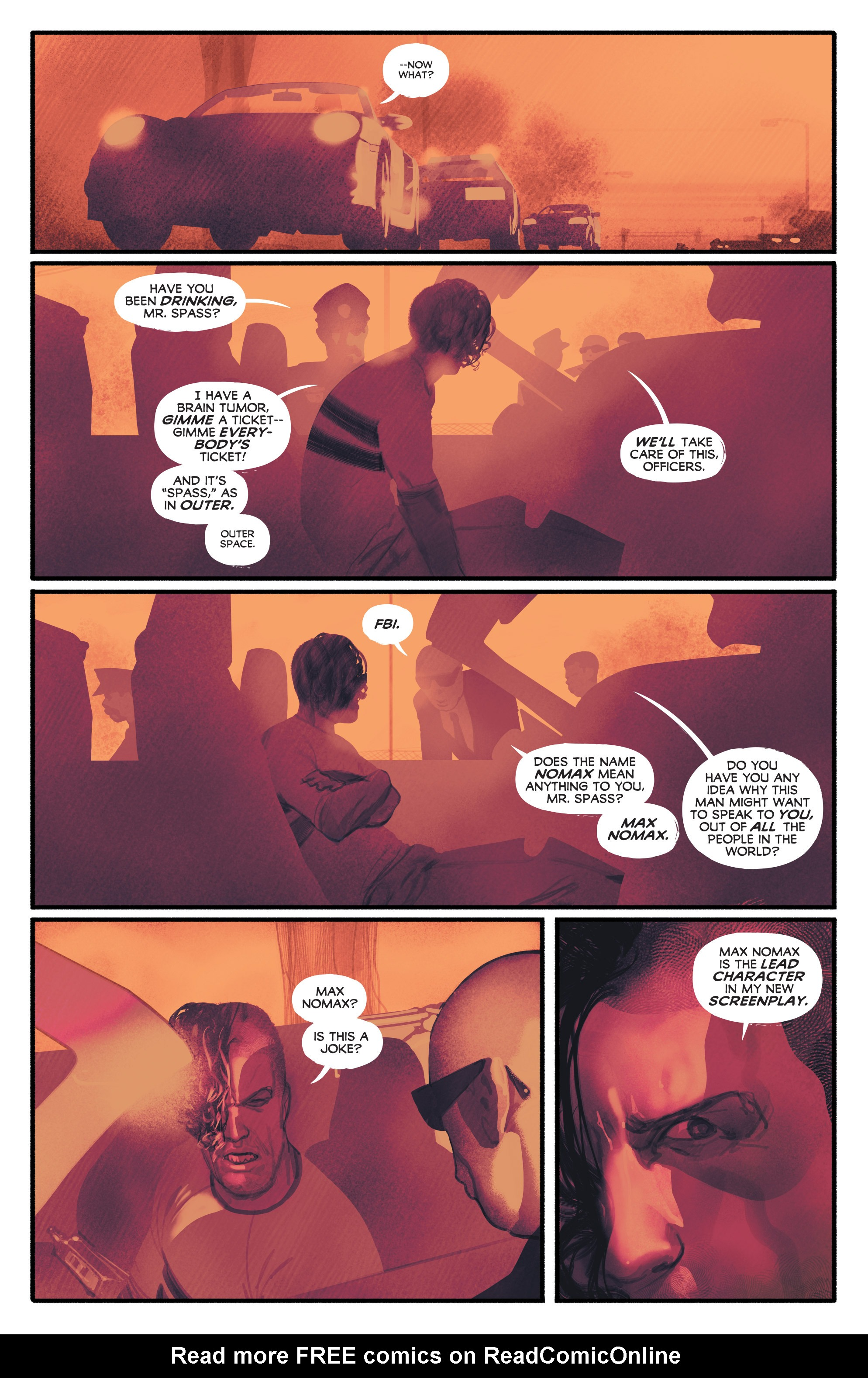 Read online Annihilator comic -  Issue #1 - 27