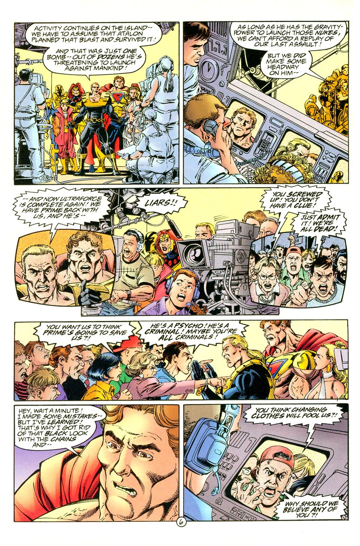 Read online UltraForce (1994) comic -  Issue #4 - 6