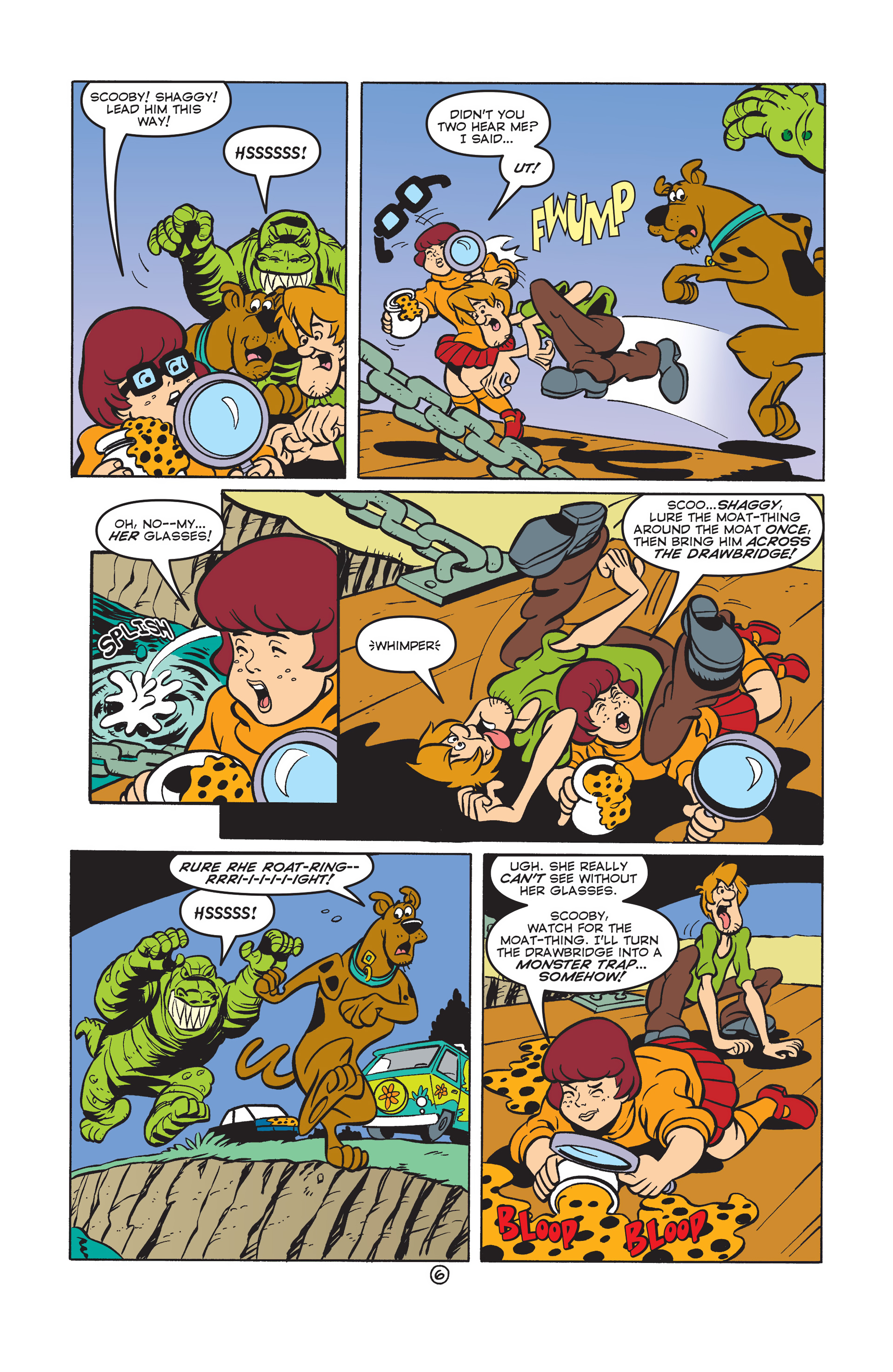 Read online Scooby-Doo (1997) comic -  Issue #48 - 17