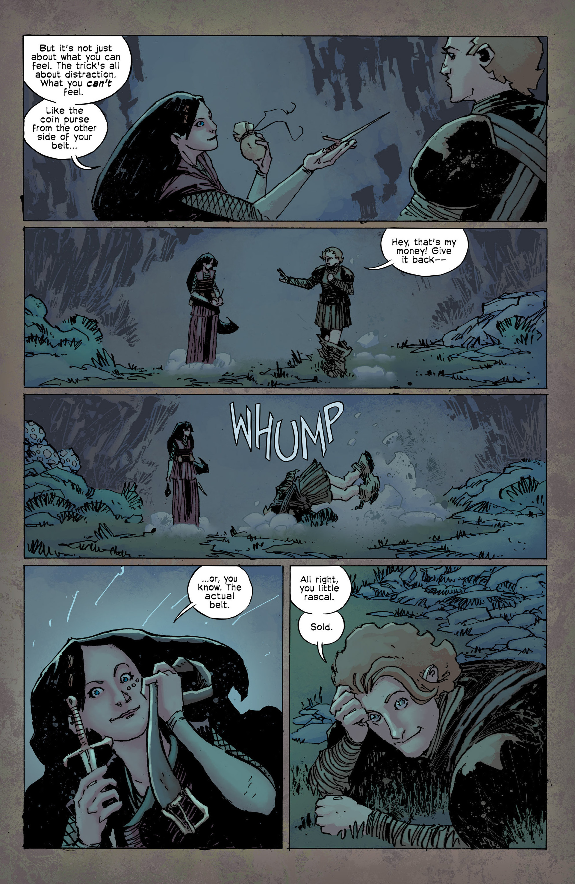 Read online Umbral comic -  Issue #9 - 19