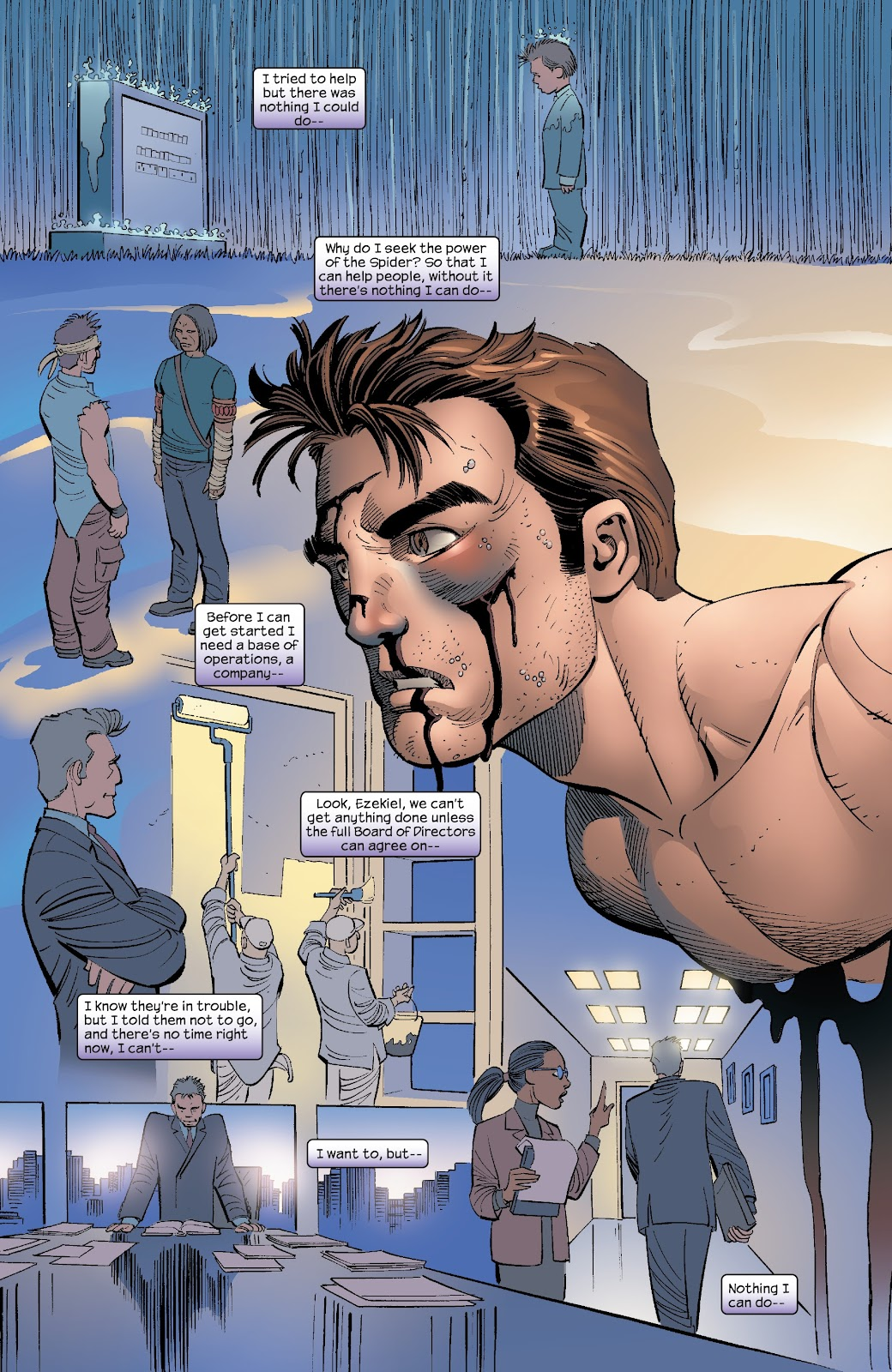 The Amazing Spider-Man by JMS Ultimate Collection issue TPB 3 (Part 2) - Page 30