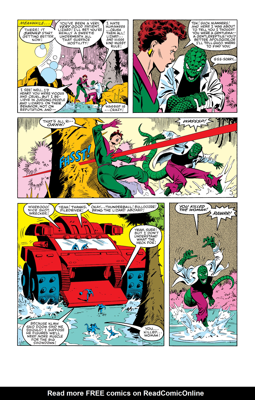 Read online Secret Wars (1985) comic -  Issue #6 - 23