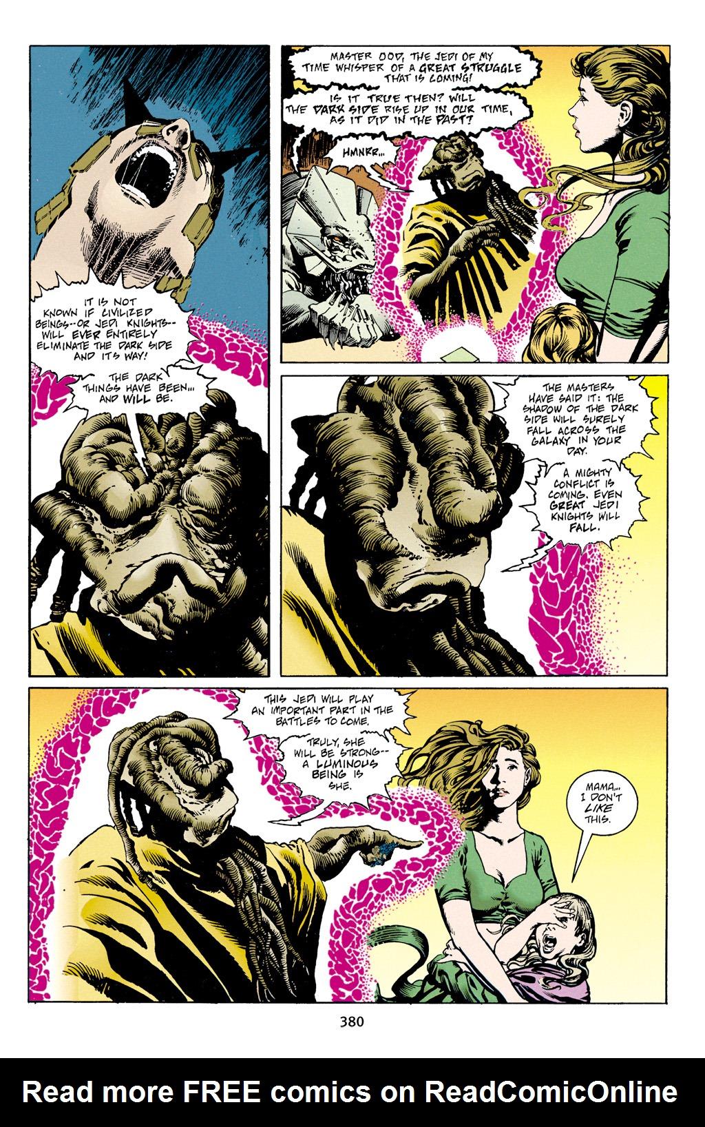 Read online Star Wars Omnibus comic -  Issue # Vol. 4 - 368