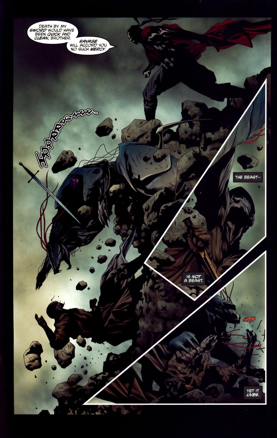 Read online Transformers/G.I. Joe comic -  Issue #3 - 12