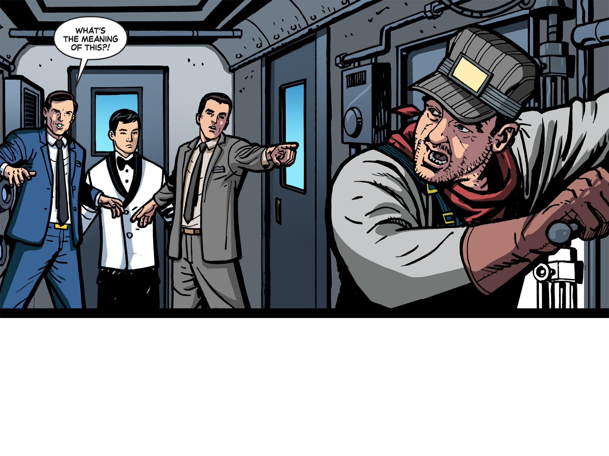 Read online Batman '66 Meets the Green Hornet [II] comic -  Issue #1 - 69