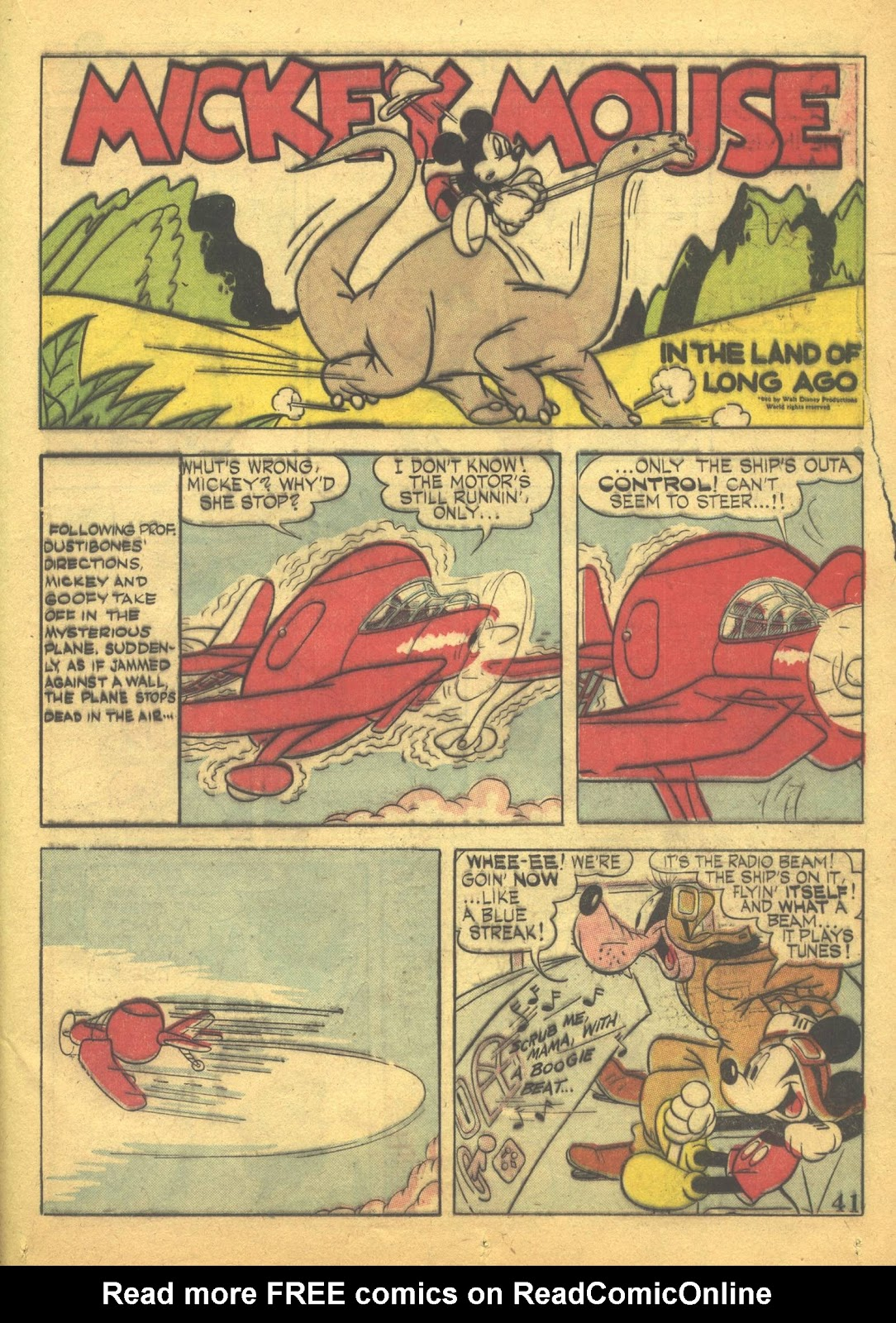 Walt Disney's Comics and Stories issue 41 - Page 43