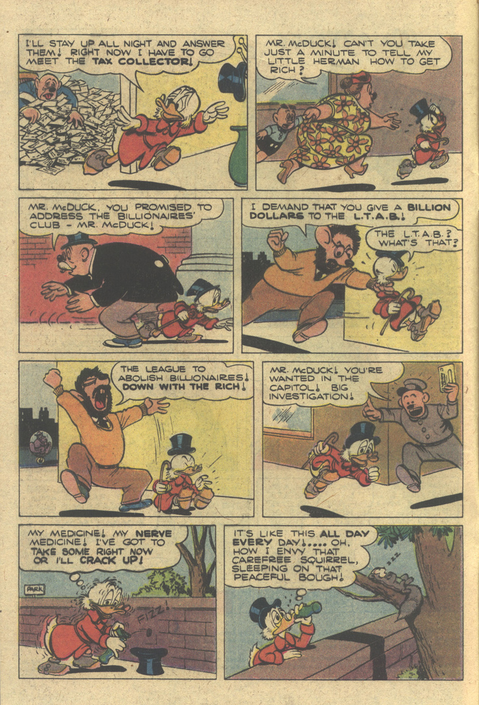 Read online Uncle Scrooge (1953) comic -  Issue #183 - 4