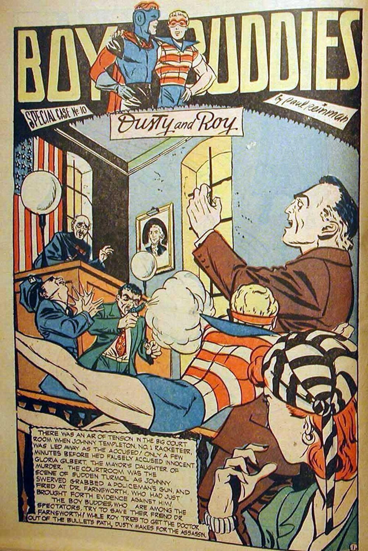 Hangman Comics issue 5 - Page 46