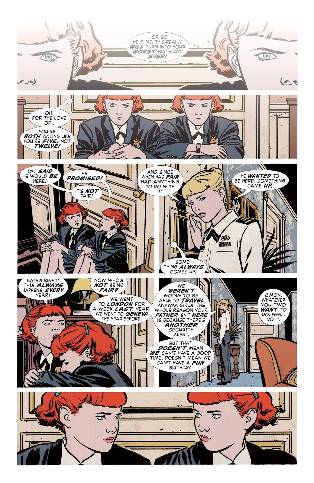 Read online Detective Comics (1937) comic -  Issue # _TPB Batwoman - Elegy (Part 1) - 93