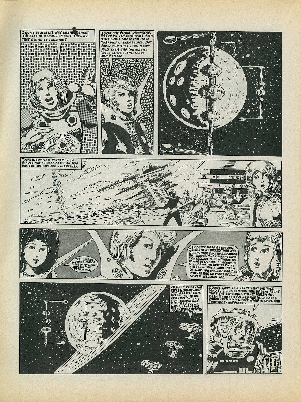 Star Fighters issue 4 - Page 33