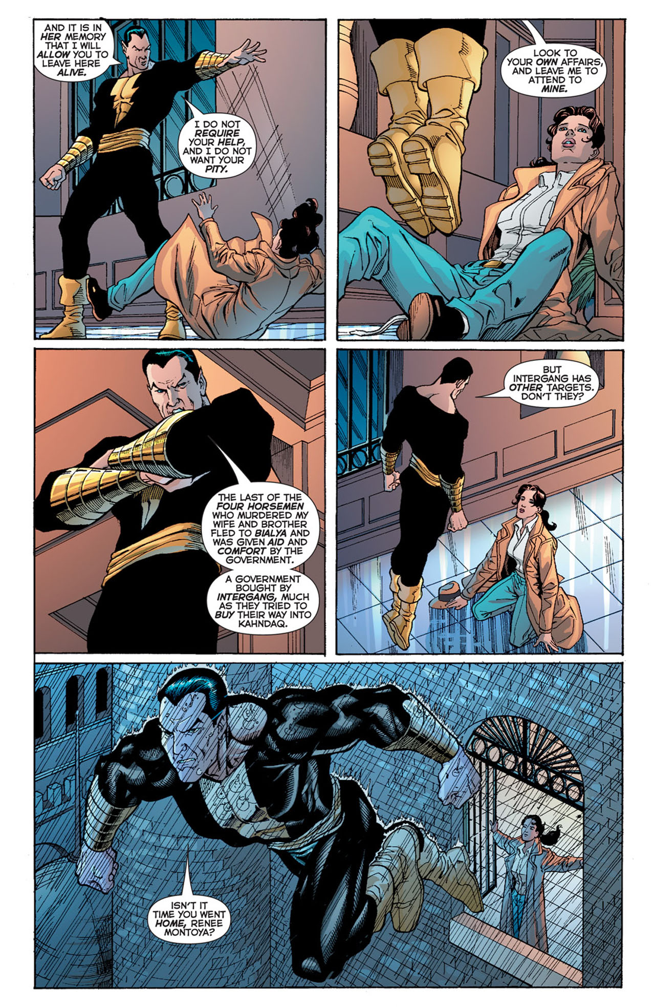 Read online 52 comic -  Issue #45 - 7