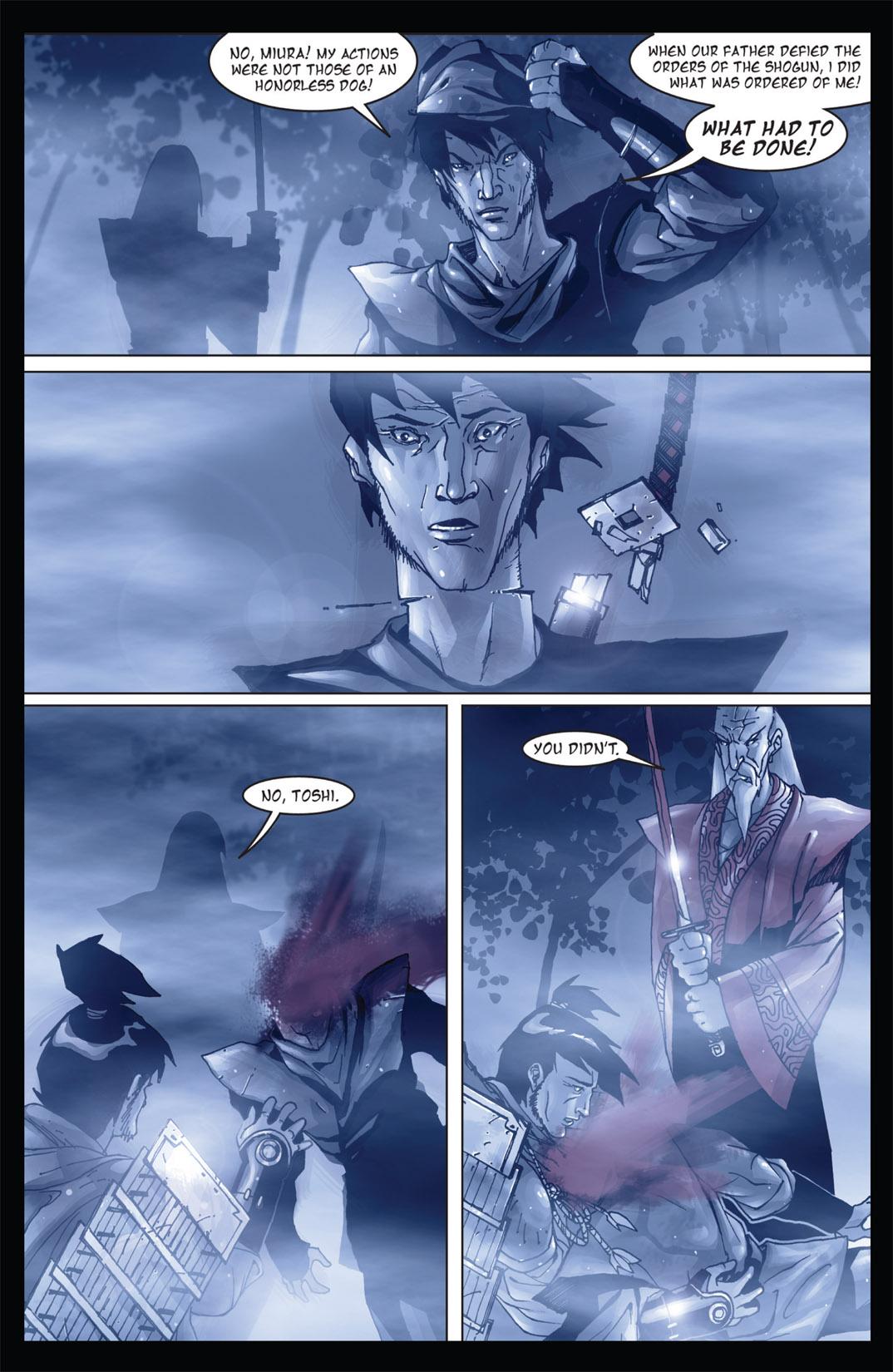 Read online Nightmare World comic -  Issue # Vol. 1 Thirteen Tales of Terror - 60