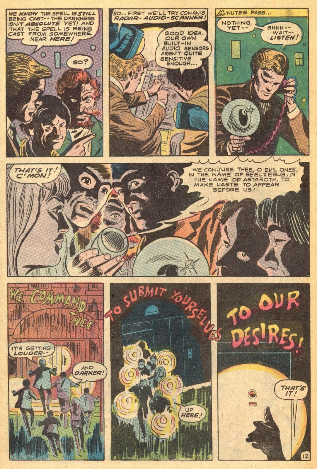 Metal Men (1963) issue 38 - Page 16