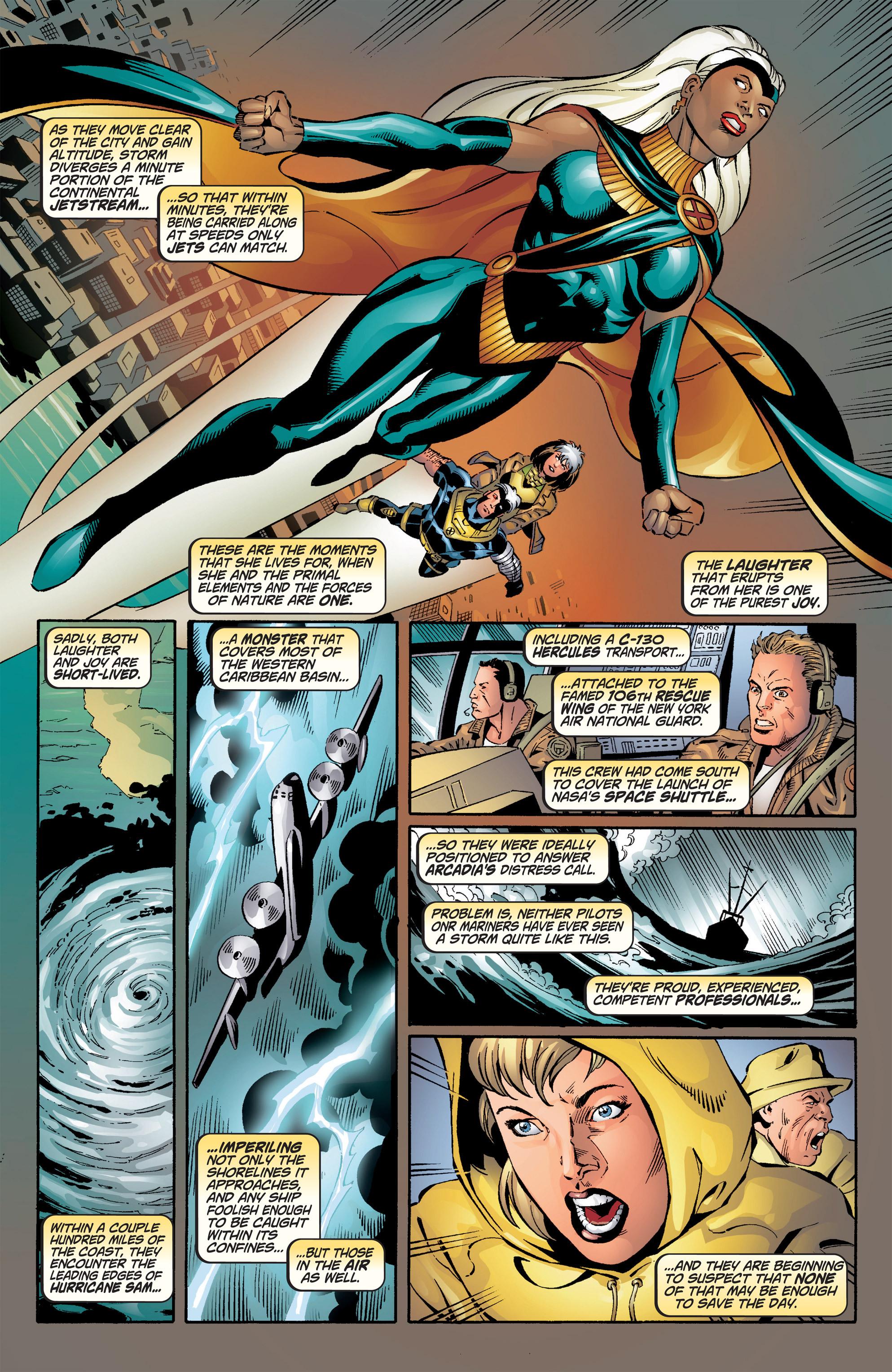 Read online Uncanny X-Men (1963) comic -  Issue #386 - 9
