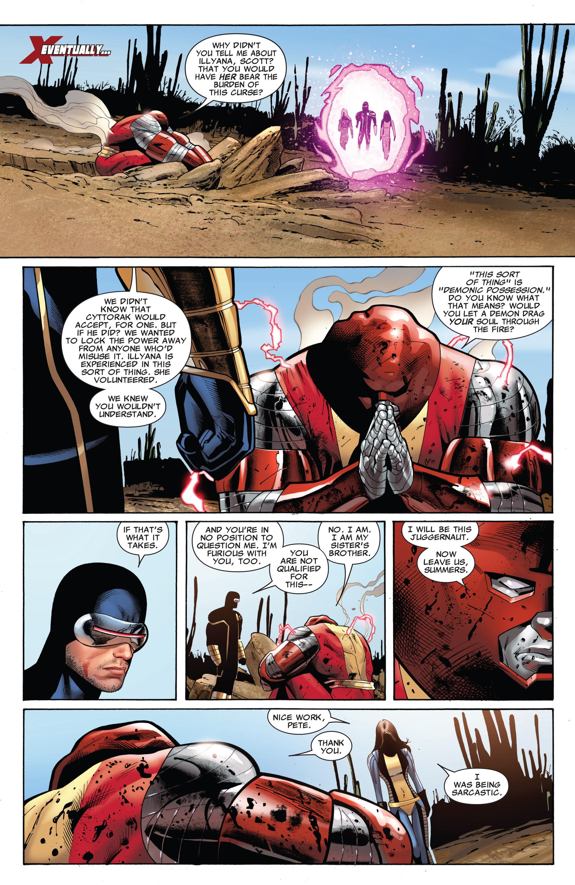 Read online Uncanny X-Men (1963) comic -  Issue #543 - 16