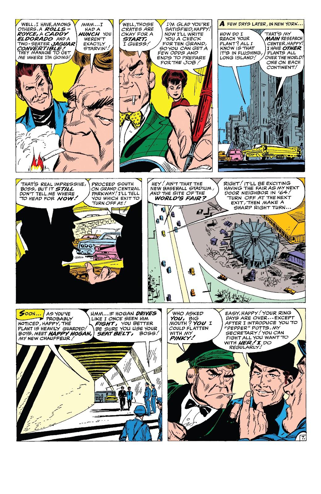 Read online Marvel Tales: Iron Man comic -  Issue # Full - 26