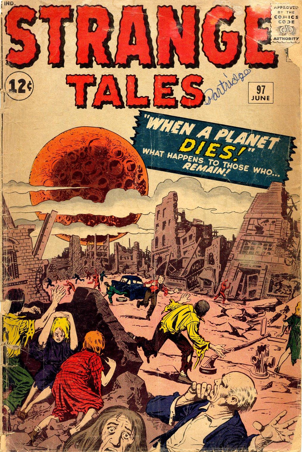 Strange Tales (1951) 97 Page 1
