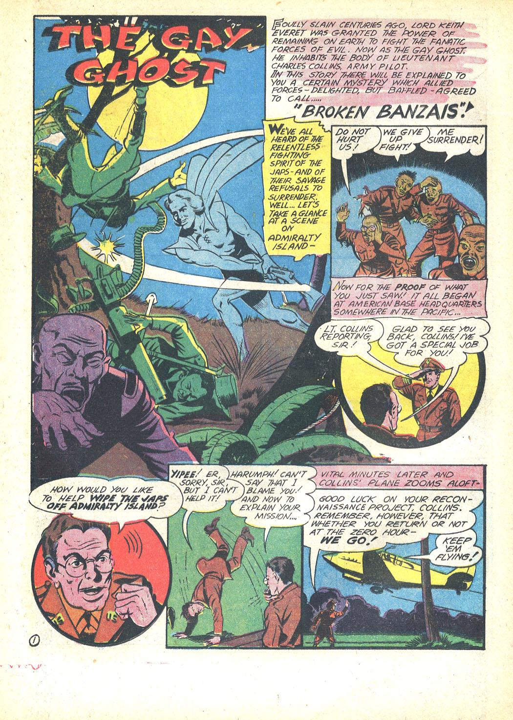 Read online Sensation (Mystery) Comics comic -  Issue #23 - 31