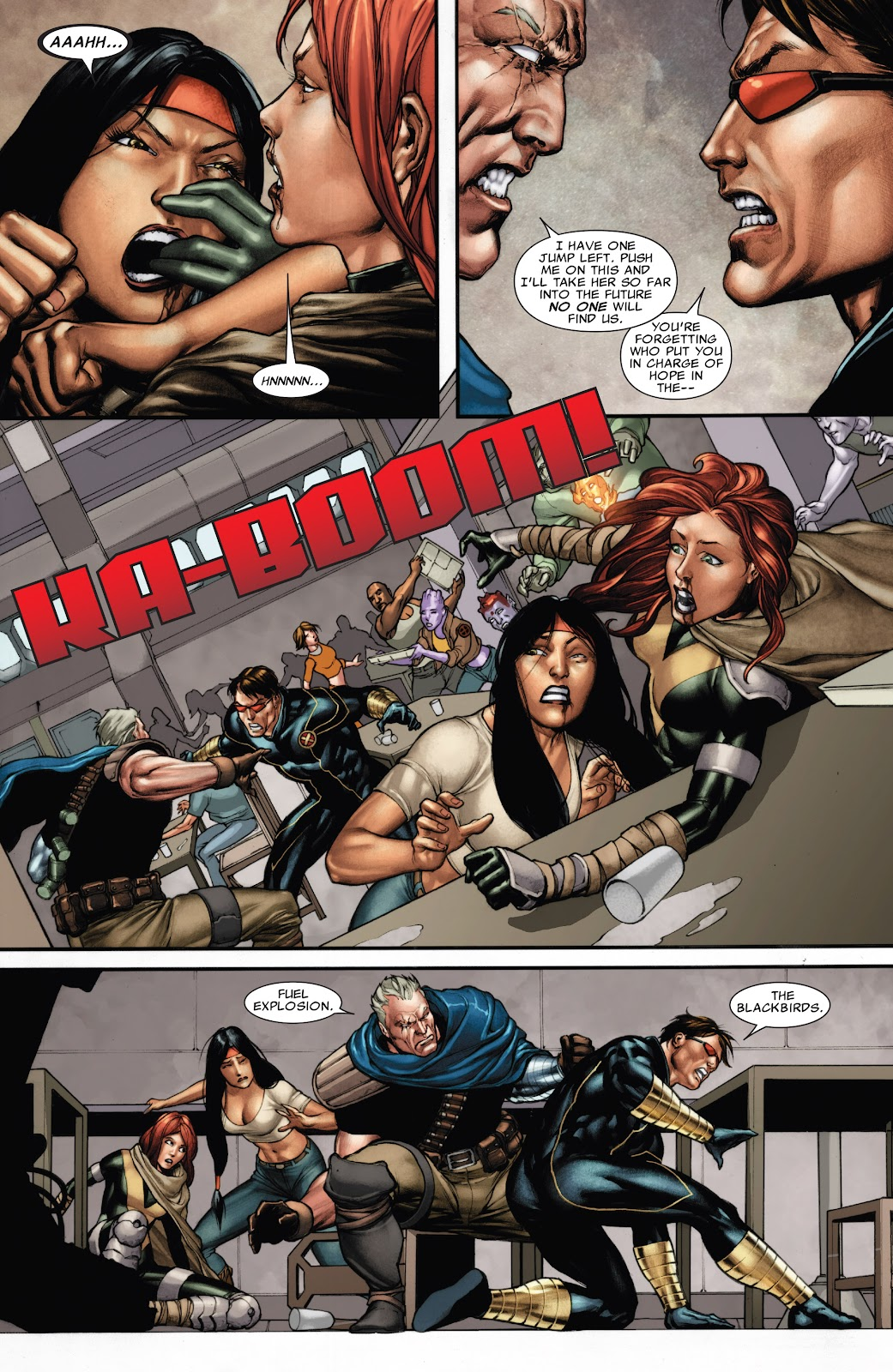 Read online X-Men: Second Coming comic -  Issue # _TPB (Part 2) - 75