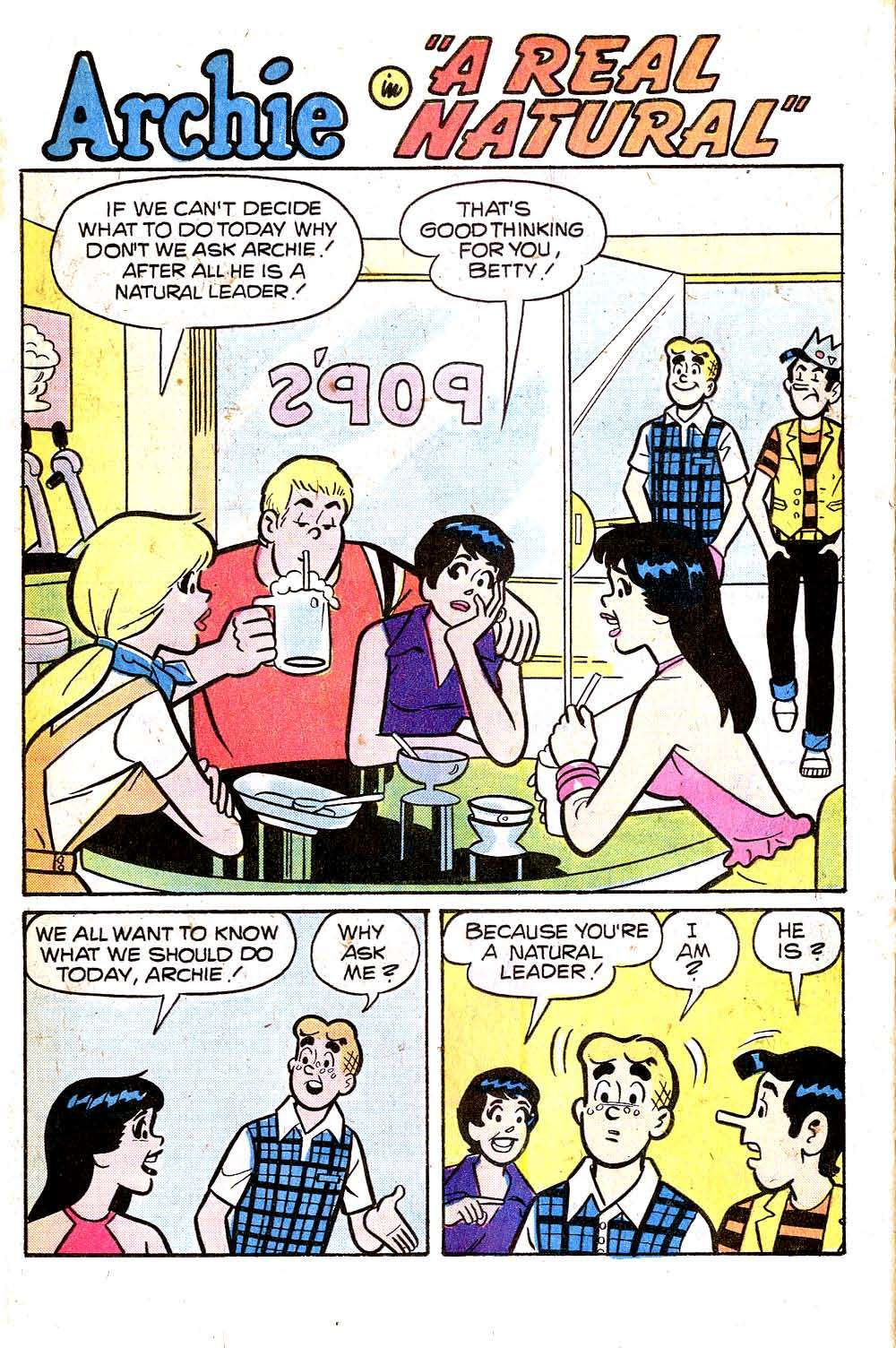 Read online Archie (1960) comic -  Issue #266 - 20