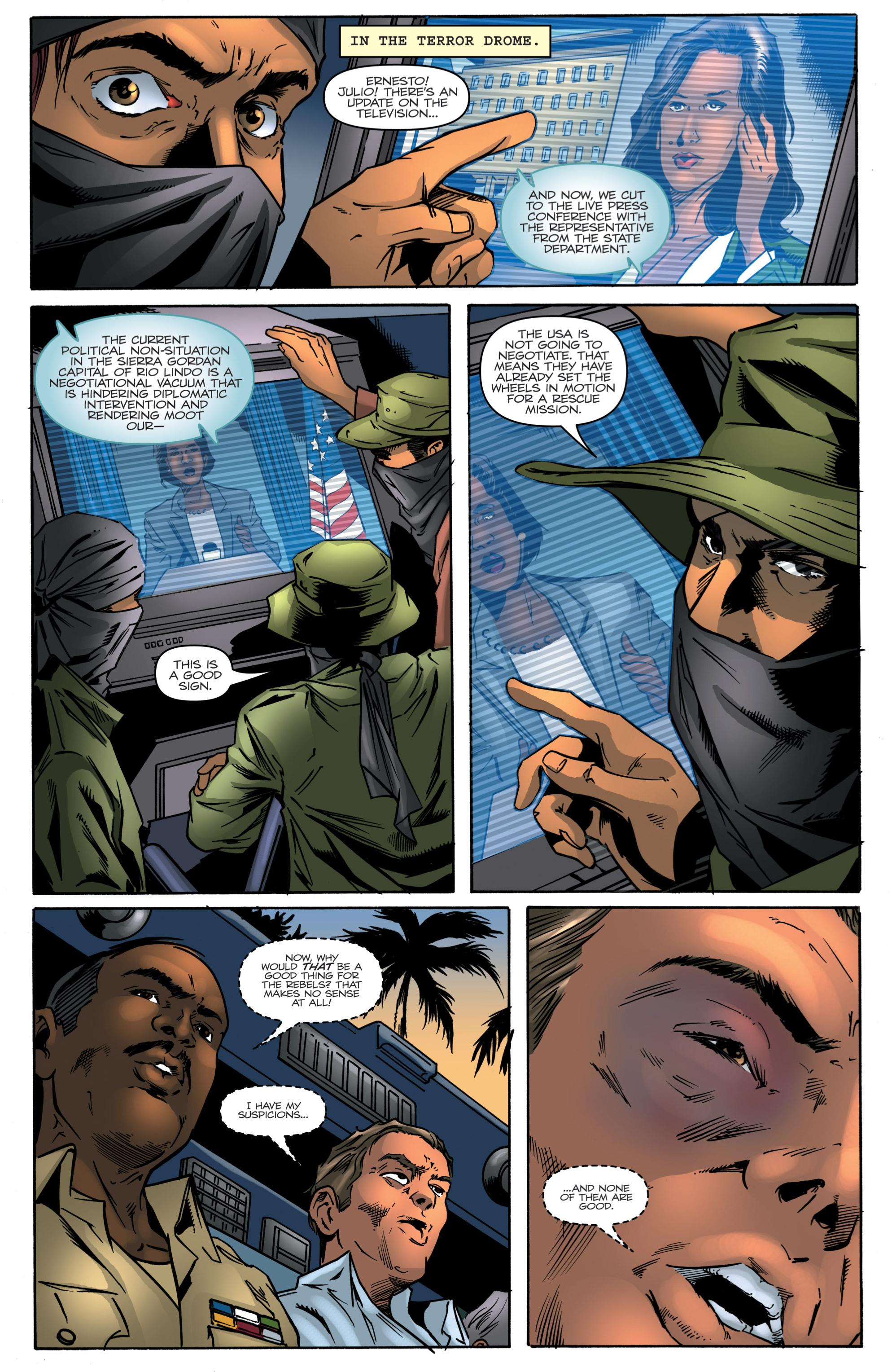 G.I. Joe: A Real American Hero 195 Page 10