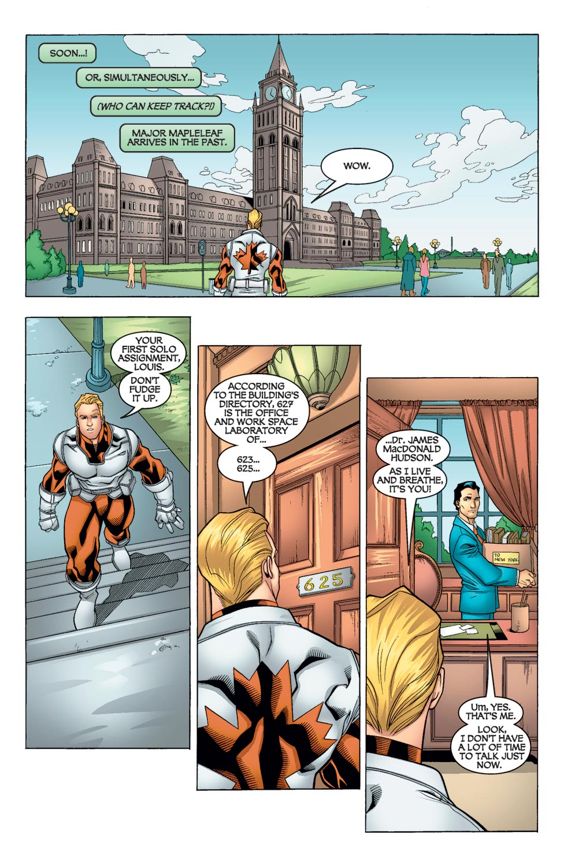 Read online Alpha Flight (2004) comic -  Issue #9 - 18