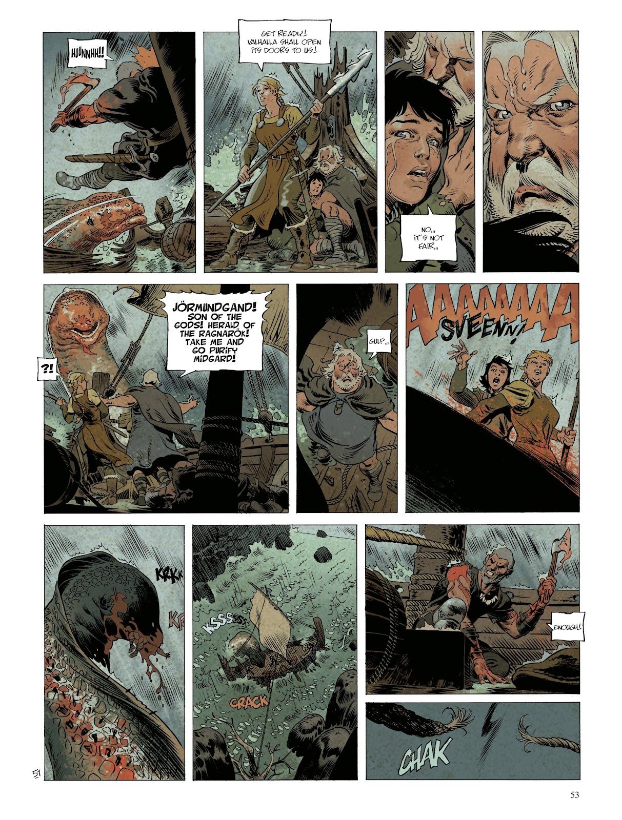 Read online Asgard comic -  Issue #1 - 55