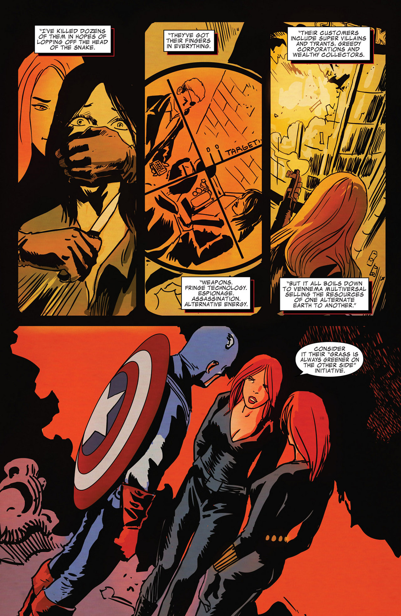 Read online Captain America And Black Widow comic -  Issue #637 - 17