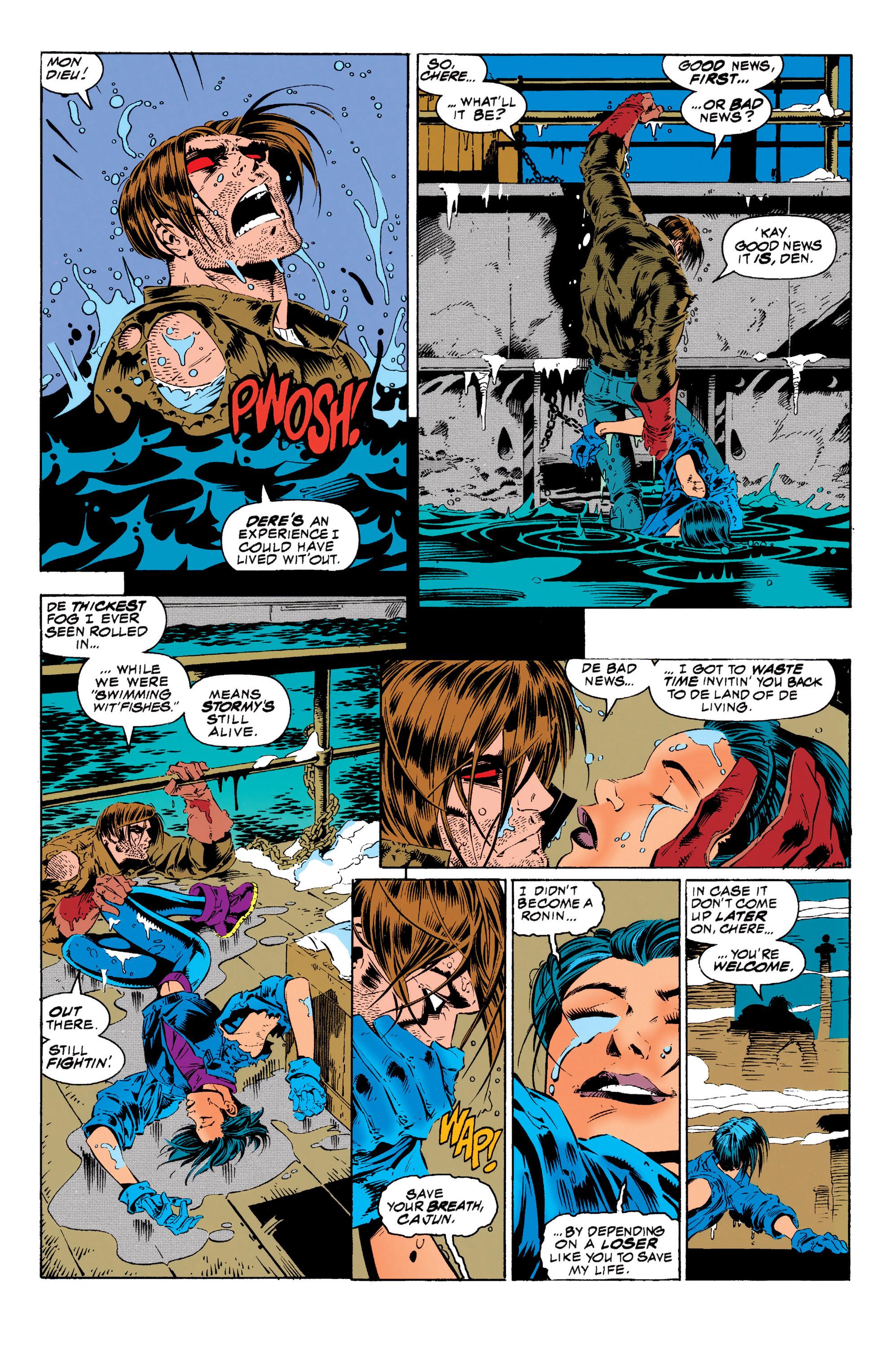 Read online Uncanny X-Men (1963) comic -  Issue #313 - 6