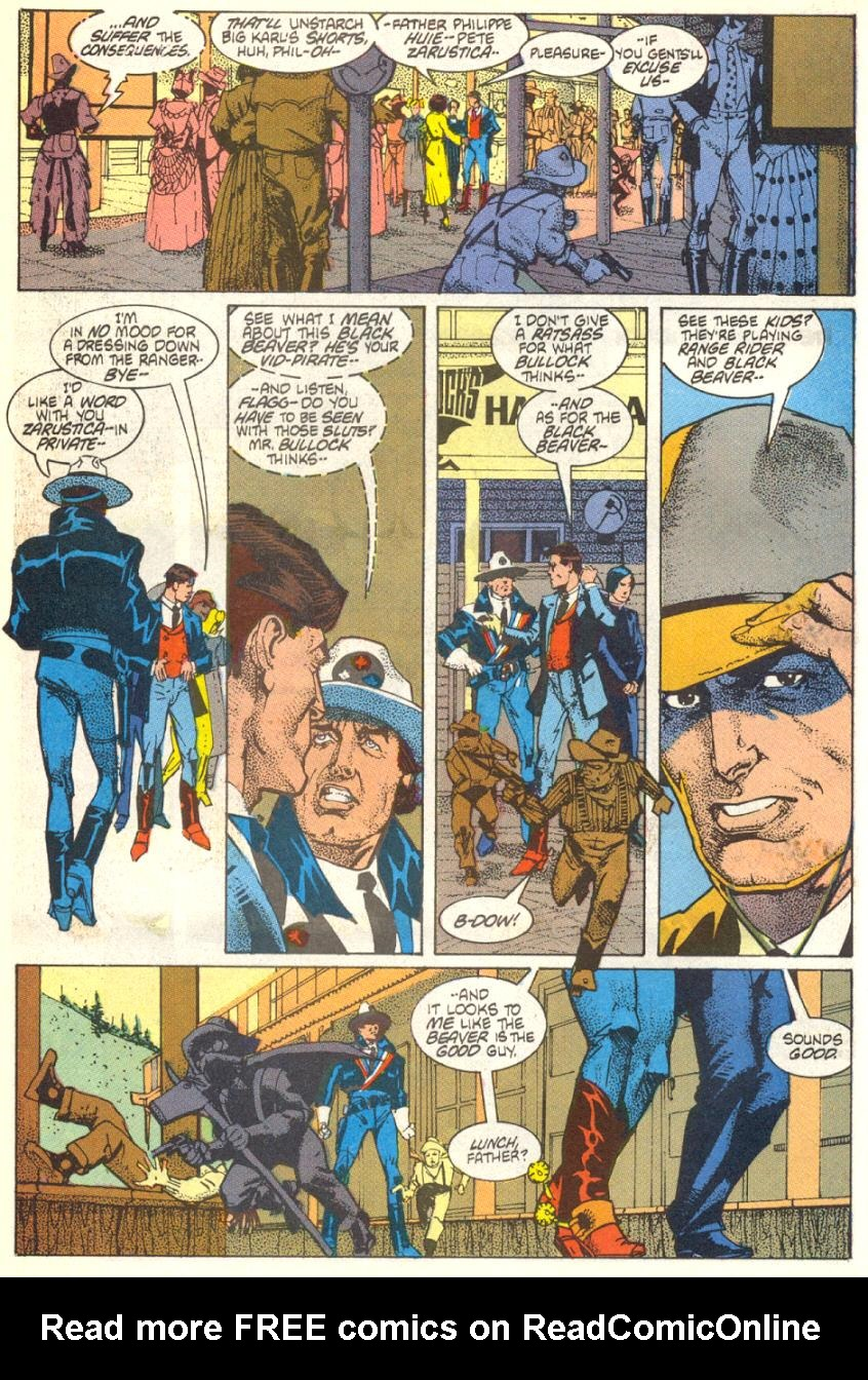 American Flagg! issue 16 - Page 7