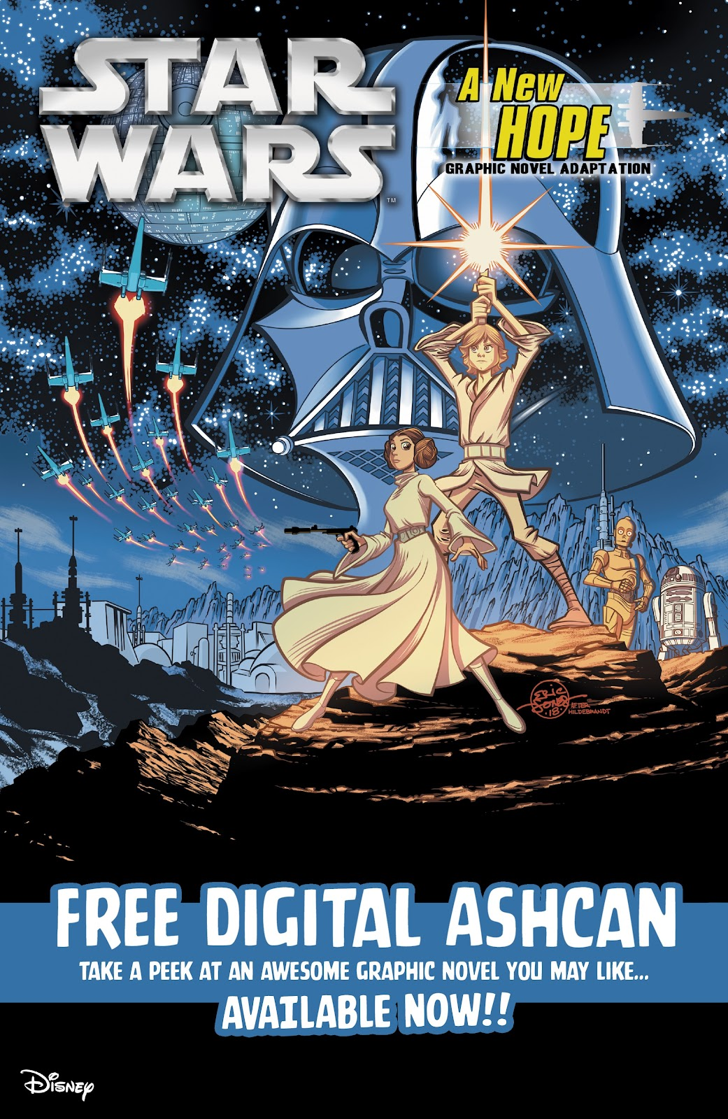 Read online Star Wars Adventures: Flight of the Falcon comic -  Issue # Full - 29