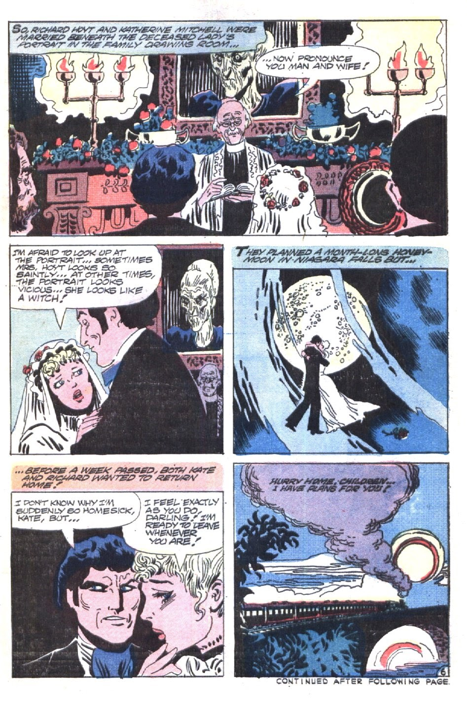Haunted Love (1973) issue 5 - Page 29