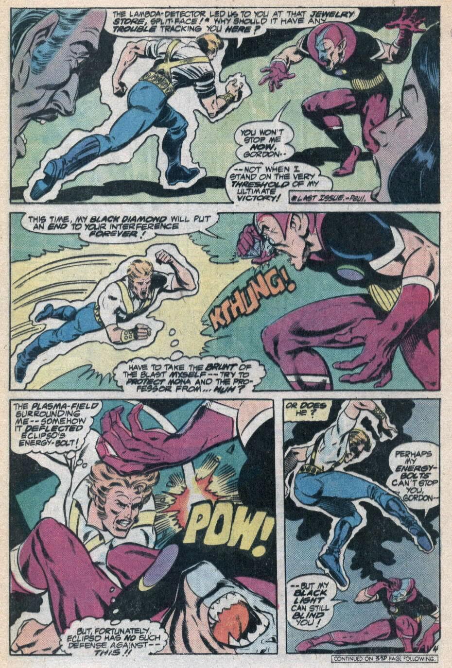 Read online Adventure Comics (1938) comic -  Issue #458 - 17