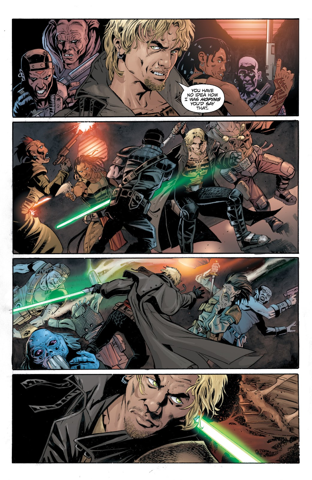 Read online Star Wars Legends: Legacy - Epic Collection comic -  Issue # TPB 2 (Part 2) - 5