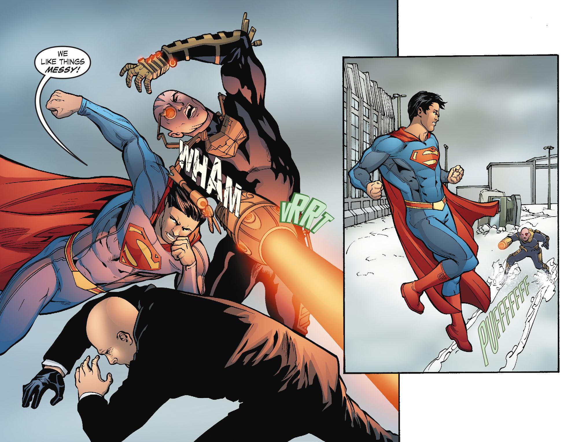 Read online Smallville: Alien comic -  Issue #6 - 17