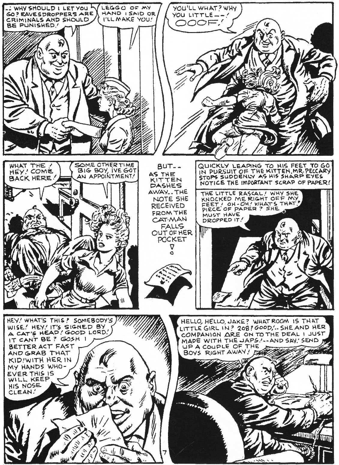 Read online Men of Mystery Comics comic -  Issue #65 - 63
