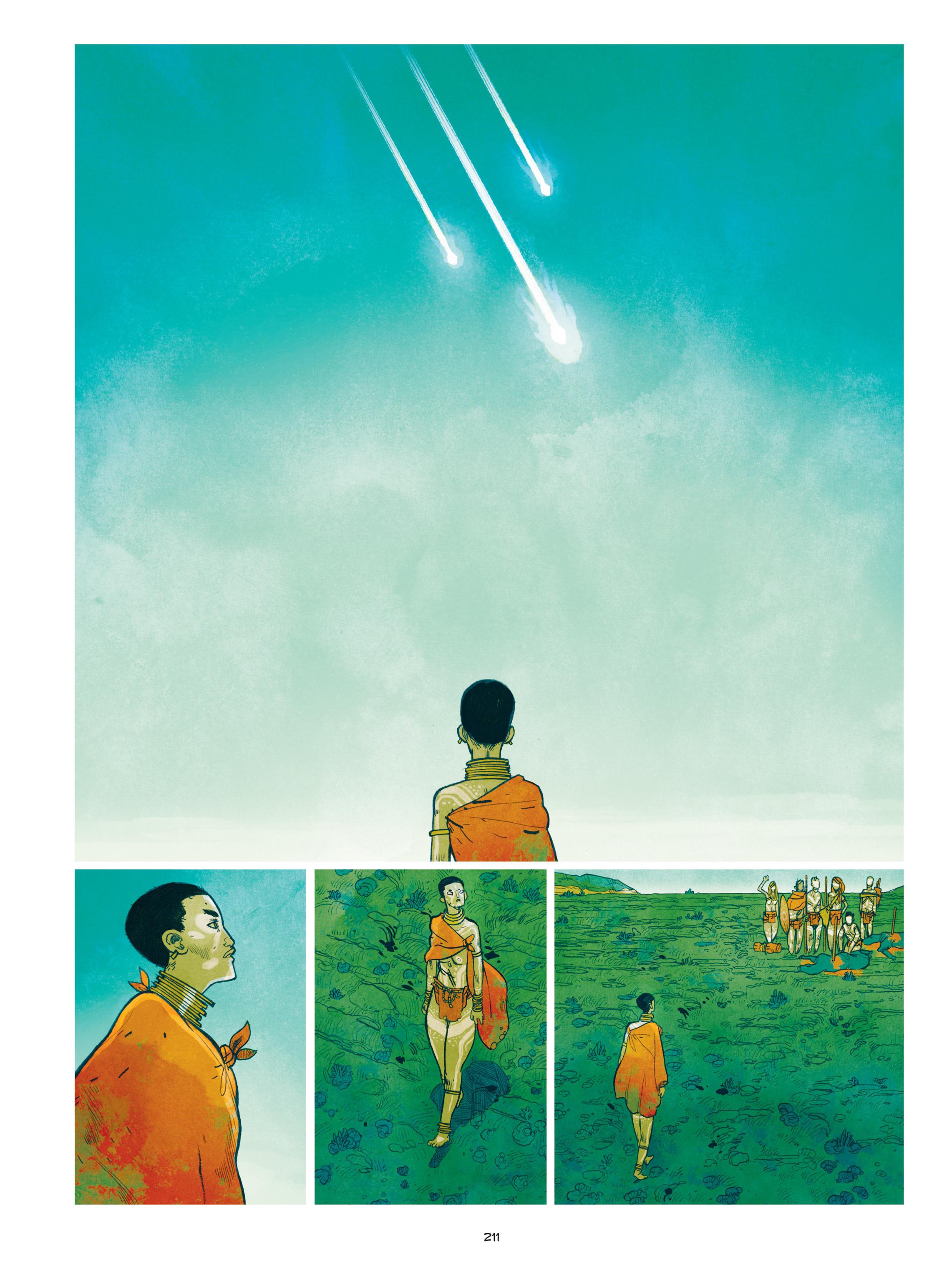 Read online Shangri-La comic -  Issue # Full - 211