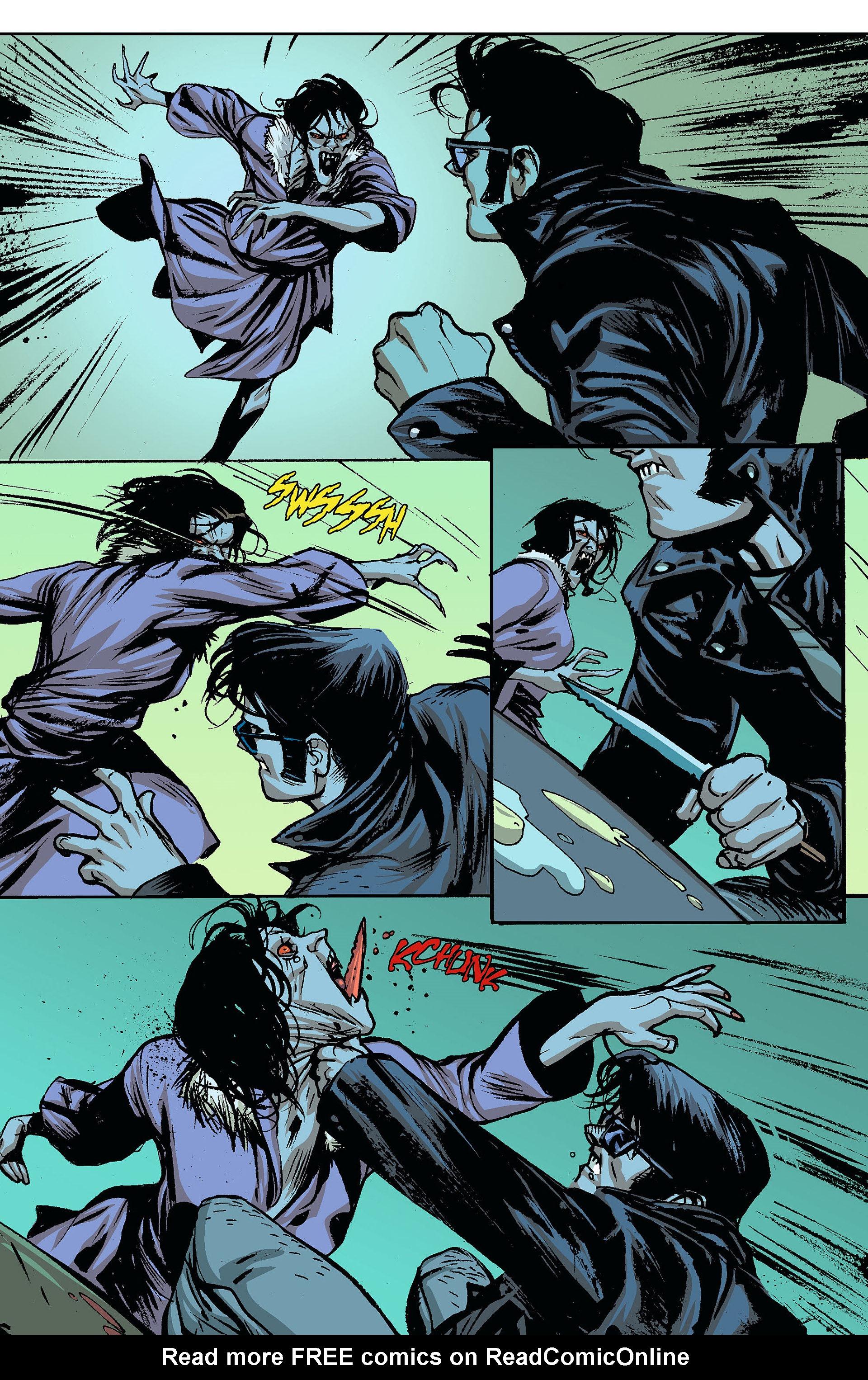 Read online American Vampire comic -  Issue #22 - 12
